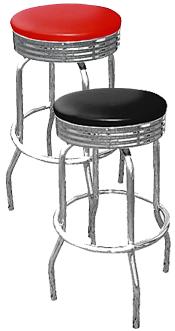 us diner barhocker bettwasche 2017. Black Bedroom Furniture Sets. Home Design Ideas