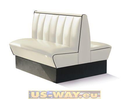 diner bel air designerm bel k chenm bel aus amerika 50er jahre m bel ebay. Black Bedroom Furniture Sets. Home Design Ideas