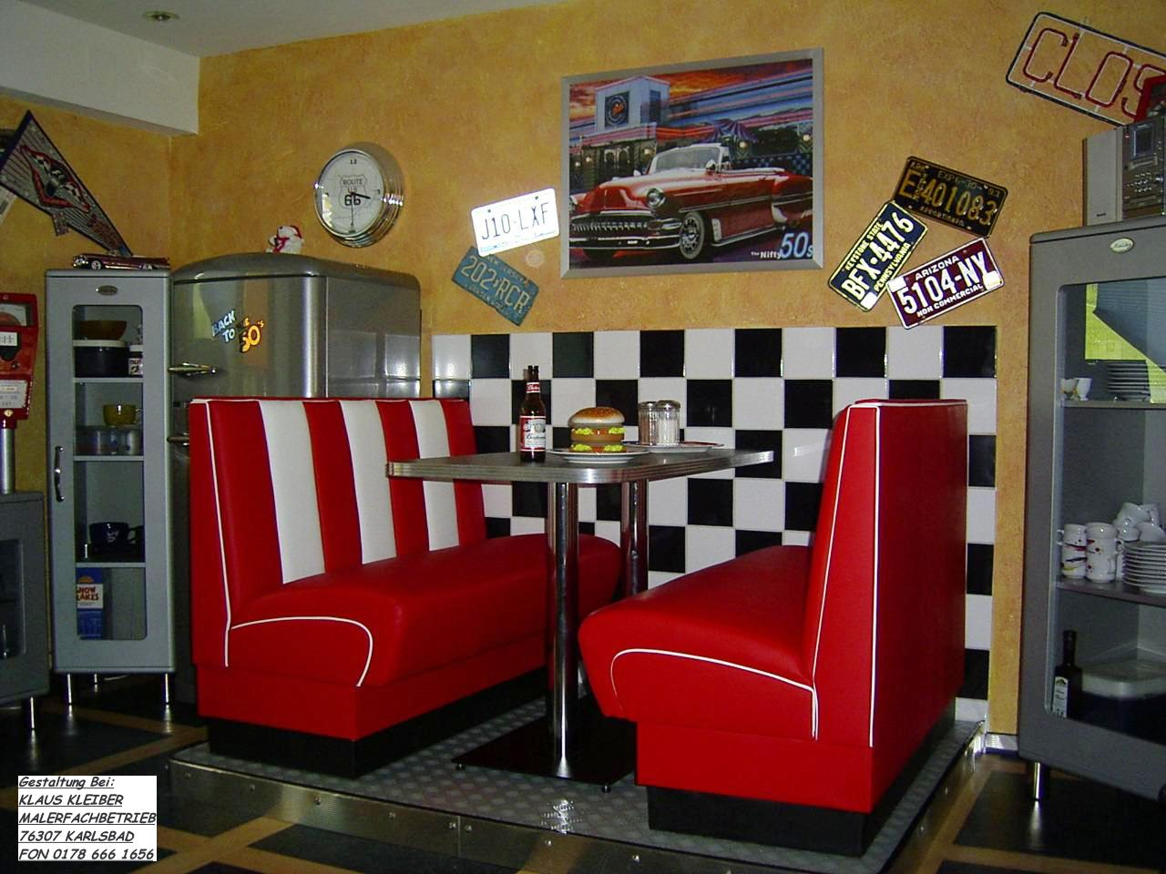 us telefon and diner booth cool stuff. Black Bedroom Furniture Sets. Home Design Ideas