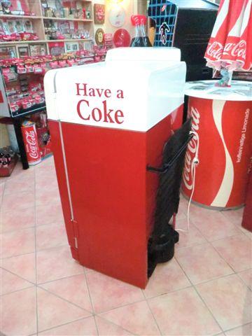 Kühlschrank im coca cola design 50er jahre bosch kühlschrank