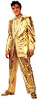 """Схема вышивки  """"Элвис Пресли """": таблица цветов."""