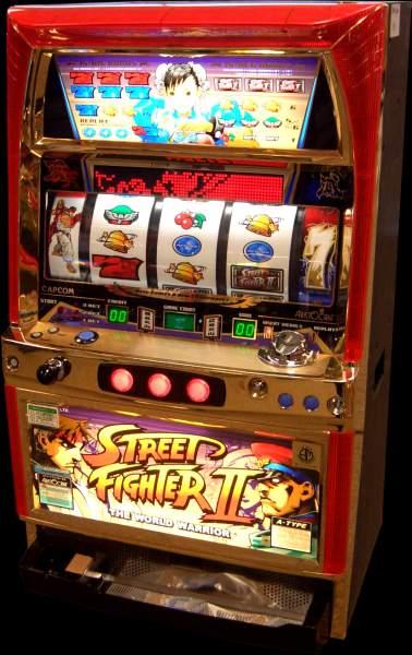 street fighter spielautomat