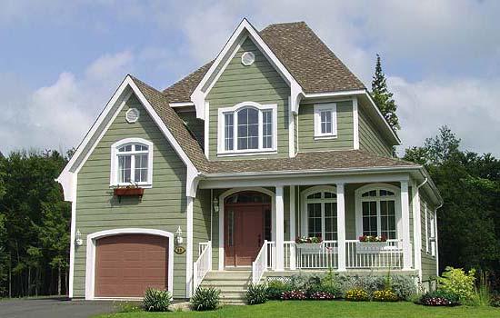 Einfamilienhaus fertighaus wohnhaus holzhaus kohaus ebay for Amerikanisches fertighaus