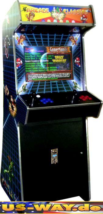 tisch spielautomat