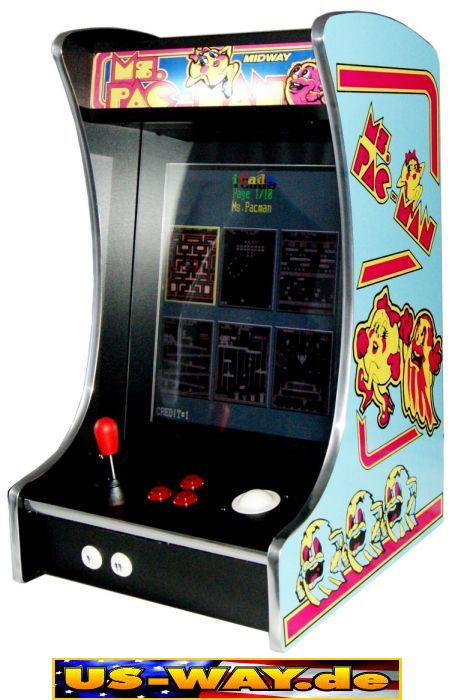 tv arcade machine