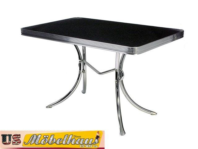 Bs 29 cb black bel air barhocker diner theke bar stuhl for Barhocker usa