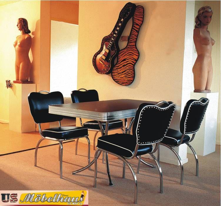 Us Diner Möbel : us diner bel air m bel ~ Markanthonyermac.com Haus und Dekorationen