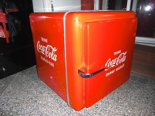 Kühlschrank Von Cola : Nostalgic kühlschrank