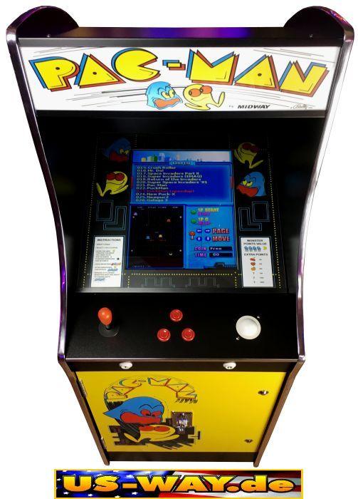 Spielautomat Pacman